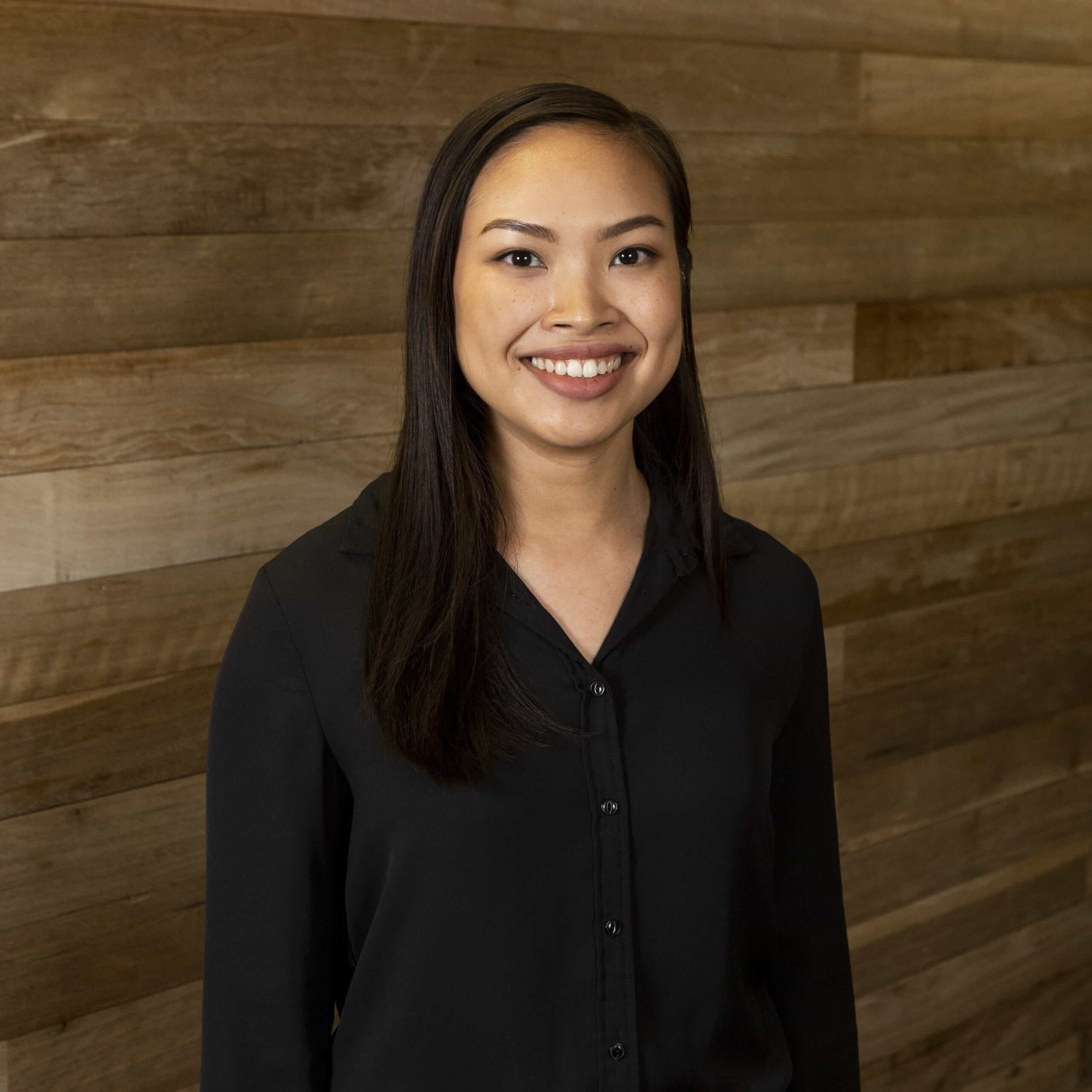 Jenny Phung, Operations Officer at Ledge Finance.