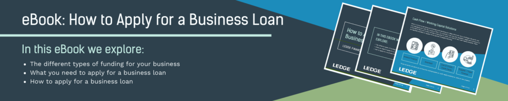 Ebook download on how to apply for a business loan.